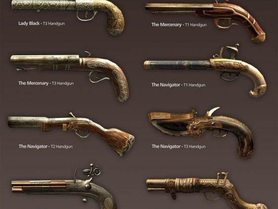 Handwaffen