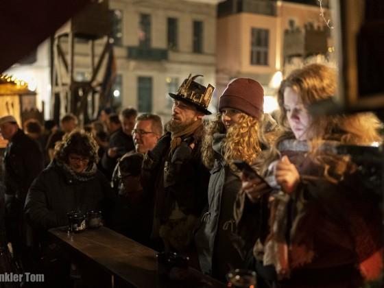cat o Nine Auftritt 14.12.2019 // Fotos: Dunkler Tom