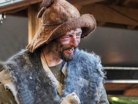 Piratenmarkt auf Burg Blankenstein 2019